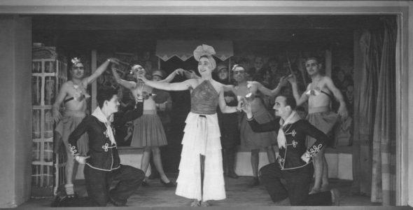 Le théâtre dans les camps de prisonniers de guerre du IIIe Reich