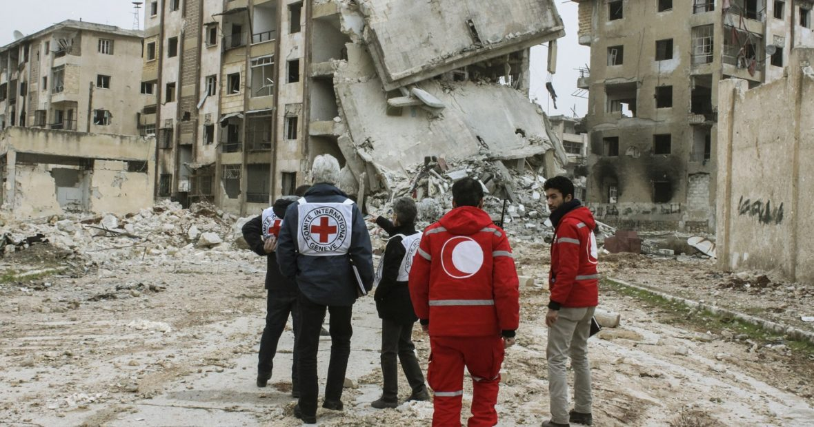 Ten years of IHL scholarship on the Syrian conflict