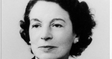 Marguerite Gautier-Van Berchem – an emblematic figure
