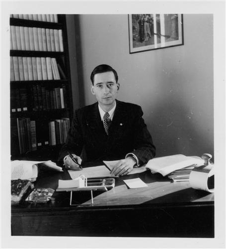 Portrait de Jean S. Pictet