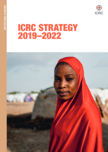 ICRC strategy 2019-2022