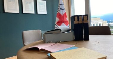 2021 International Archives Week – The importance of archives to ICRC's work