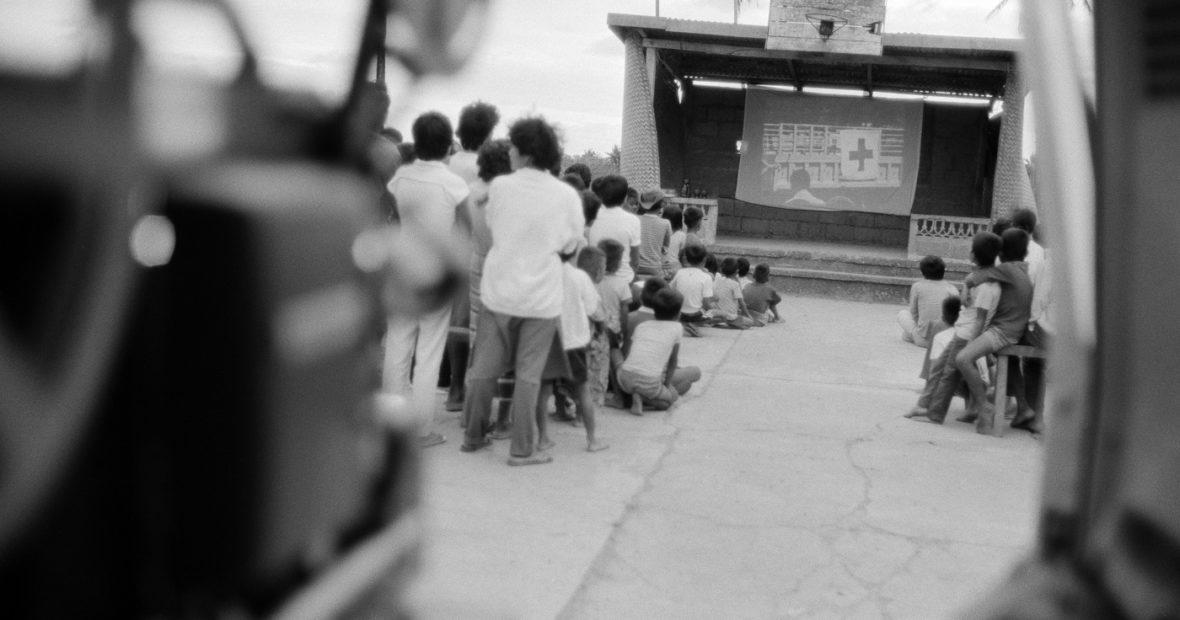 Les archives filmées du CICR