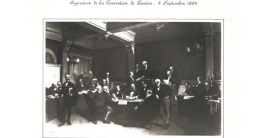 Les collections iconographiques <br>des archives du CICR