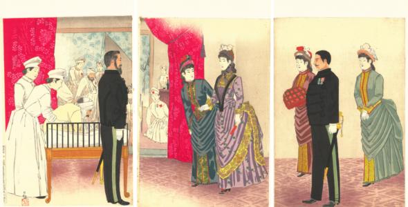 Les collections iconographiques des archives du CICR