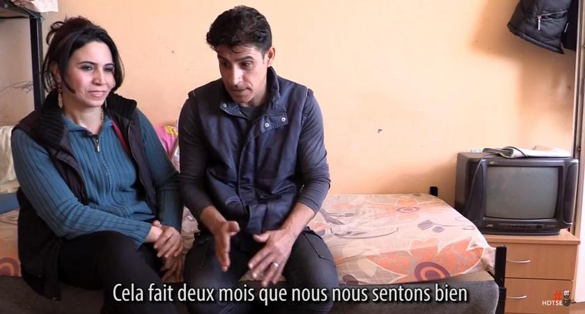 Migrants : La Croix-Rouge bulgare en première ligne