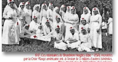 Les volontaires de Grandview Heights – Le Kitch de la Croix-Rouge