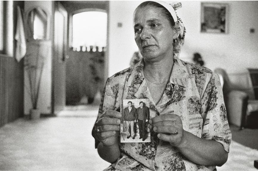 Srebrenica : l'histoire de Dzidza, femme et mère de portés disparus