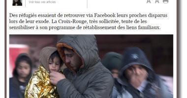 «Où est le wifi ?» : la détresse des migrants qui ont perdu un proche