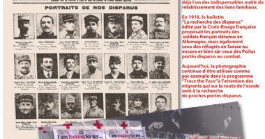 La photographie pour retrouver les soldats disparus – Le Kitch de la Croix-Rouge