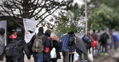 La route des migrants (1) – Fuir la guerre et l'hiver.