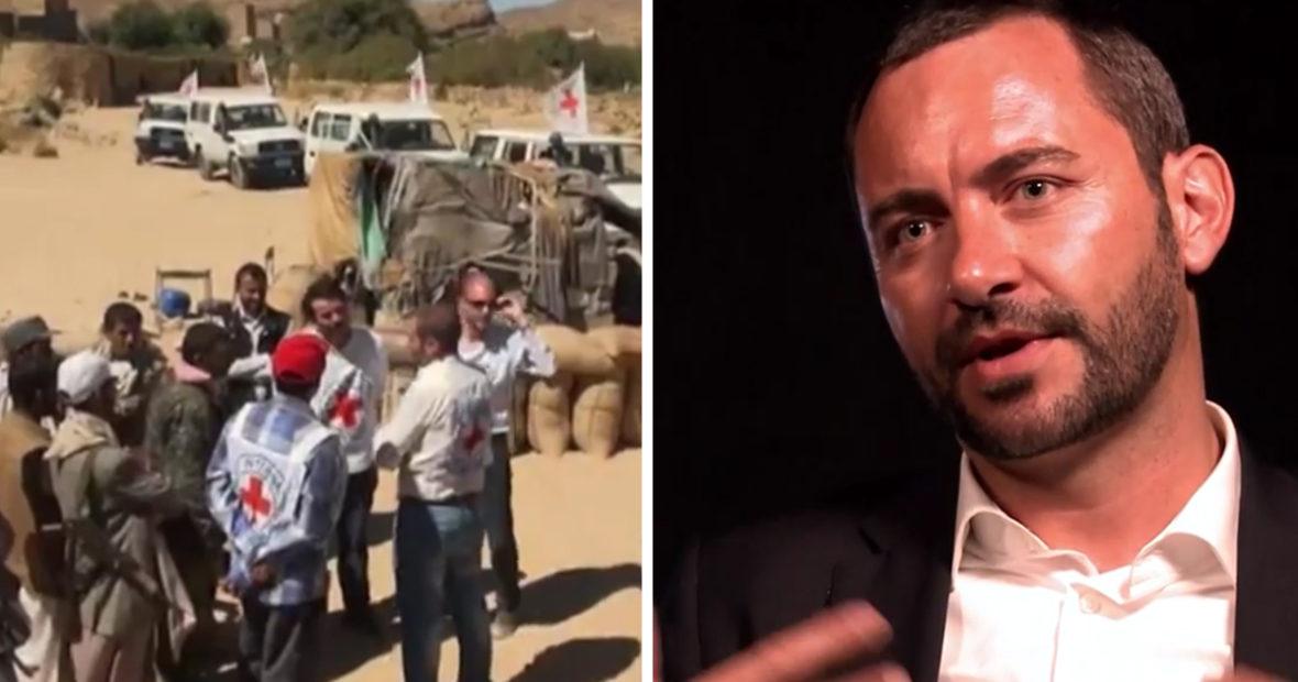 Yémen : entretien avec Antoine Grand, chef de la délégation du CICR à Sana'a