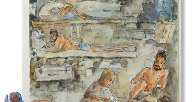 La grotte PC du CICR, par Pascal Greletty-Bosviel – Le Kitch de la Croix-Rouge