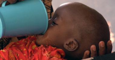[VIDÉO] Somalie : le nombre d'enfants a doublé dans les centres nutritionnels de Baidoa et Kismayo