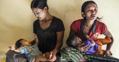 Myanmar : Clinique pour toutes dans l'Etat de Rhakine