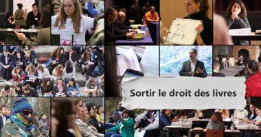 «Sortir le droit des livres», le «Concours Pictet» dans tous ses états…