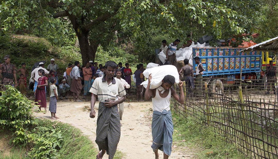 Myanmar : des dizaines de milliers de personnes reçoivent une assistance du CICR