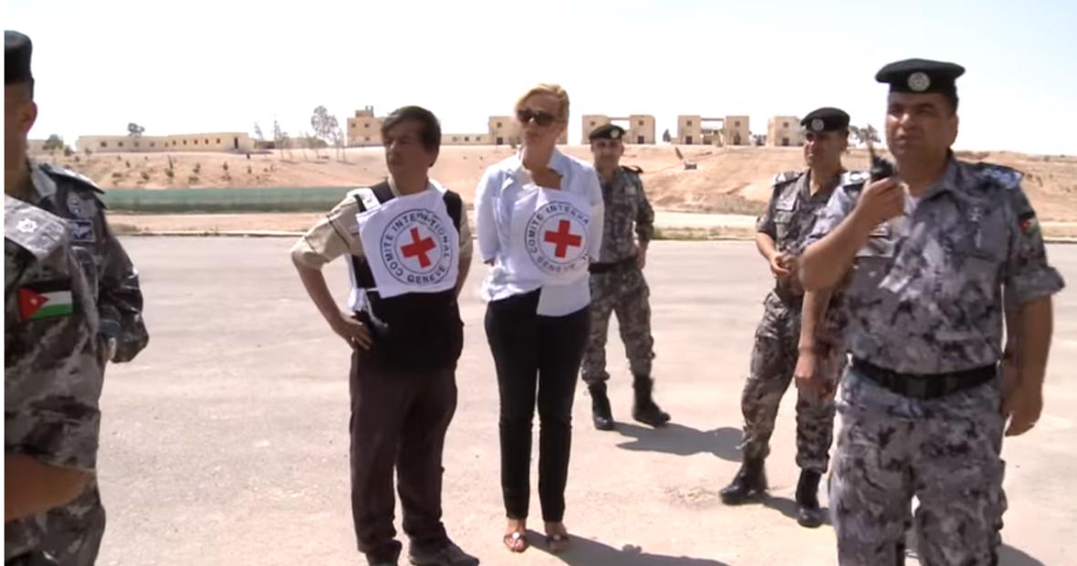 Travailler pour le CICR : délégué pour les relations avec les porteurs d'armes