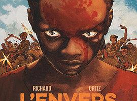 BD : «L'envers des nuages» une fiction sur la condition des enfants soldats