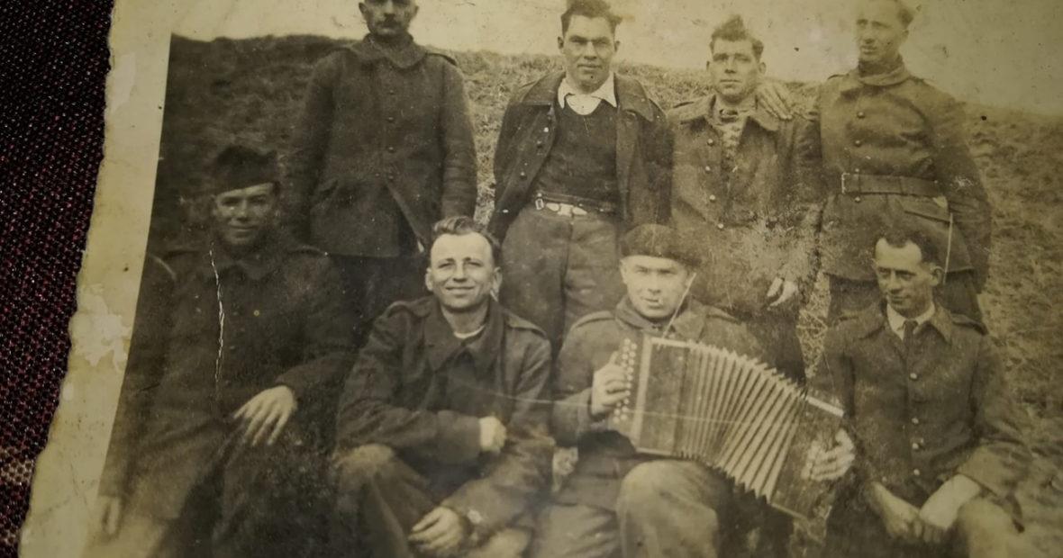 A la recherche de l'histoire de mon grand-père, prisonnier durant la Deuxième guerre mondiale