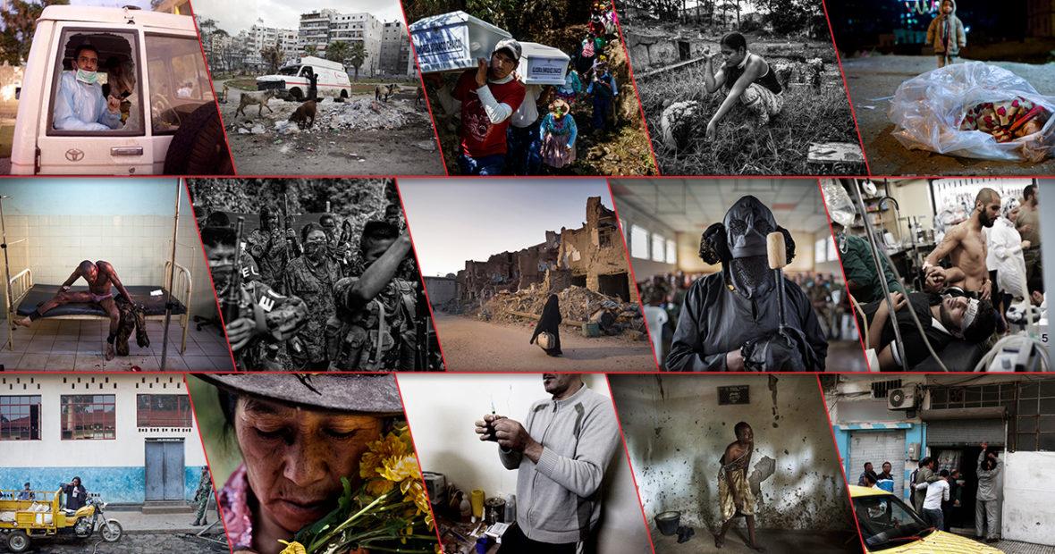 Photojournalisme : dix années de Visa d'Or humanitaire du CICR !