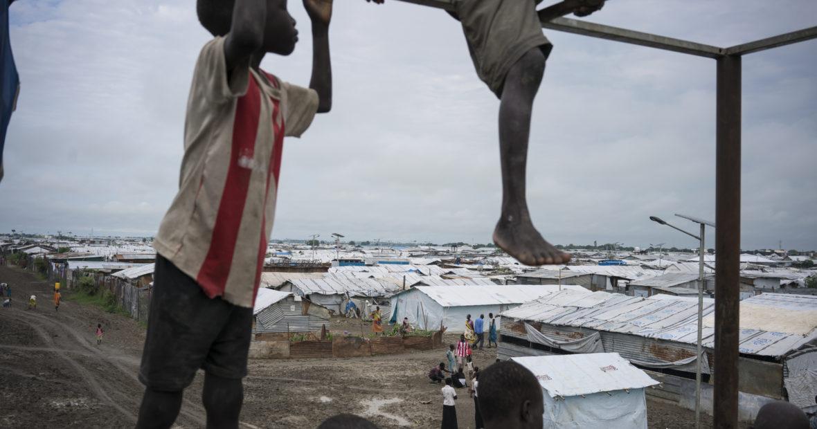 Protéger et assister les déplacés internes en Afrique : les 10 ans de la Convention de Kampala