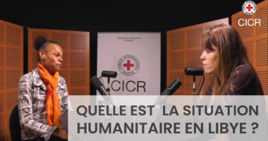 Conversation avec Patricia Danzi sur la situation humanitaire en Libye