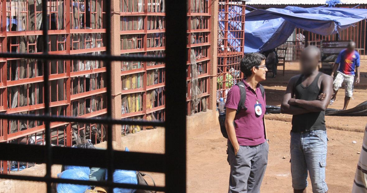 Travailler pour le CICR : profession délégué détention