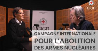 «Convaincre les États d'abolir les armes nucléaires», Jean-Marie Collin, porte parole de ICAN-France