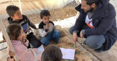 Syrie : «dormir dehors par les nuits glaciales du camp de Al-Hol»