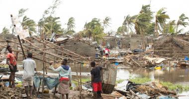 Cyclone Idai : les opérations CICR au Mozambique