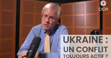 Conversation avec Alain Aeschlimann – Conflit en Ukraine – chef de la délégation du CICR à Kiev