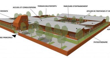 Mali : le centre ortho du CICR Mopti ouvrira en 2020