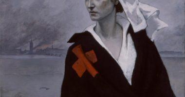 «La France croisée», histoire d'une triple entente artistique et Croix-Rouge…