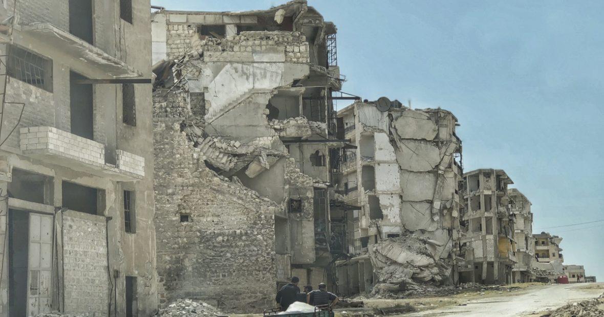 Syrie : pertes civiles et déplacements internes en forte hausse dans le nord-ouest du pays