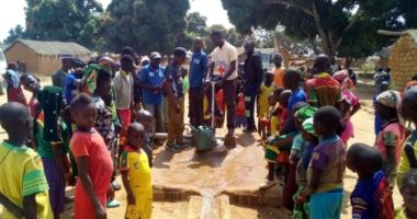 Eau et habitat : des services de base en faveur des victimes de conflit