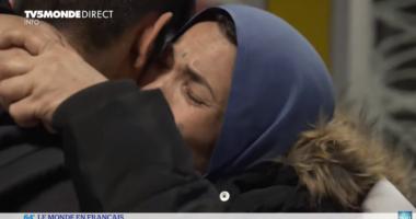 France : une famille afghane à nouveau réunie grâce au travail de fourmi Croix-Rouge