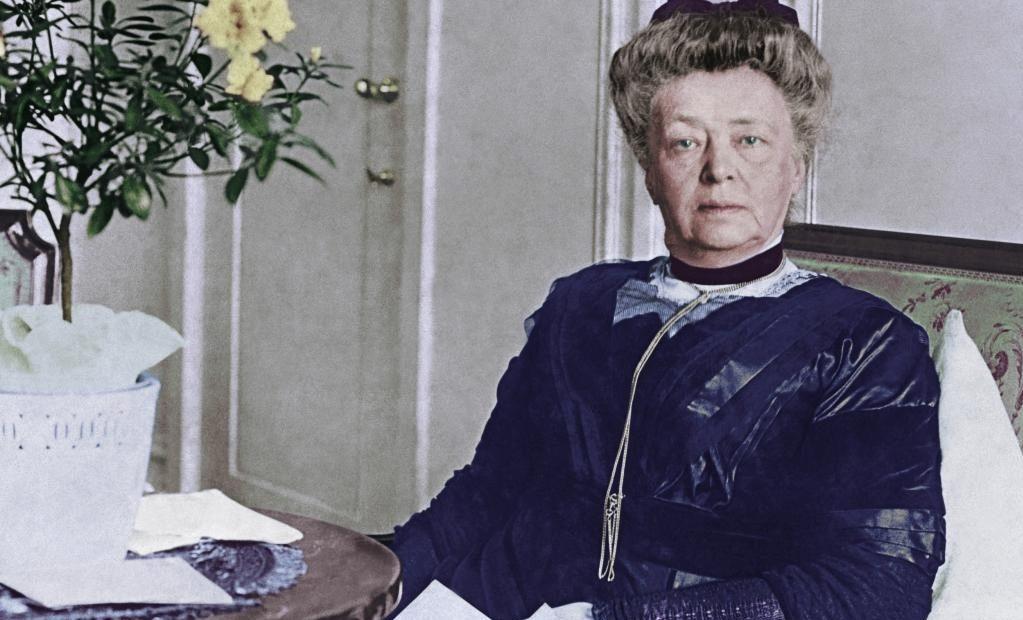 Bertha Von Suttner, baronne & militante pacifiste qui fit de Dunant le premier Prix Nobel de la Paix