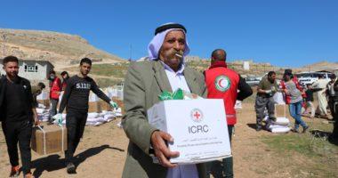 Irak : des milliers de déplacés du Sinjar reçoivent une assistance