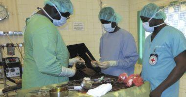 Travailler pour le CICR : personnel de santé