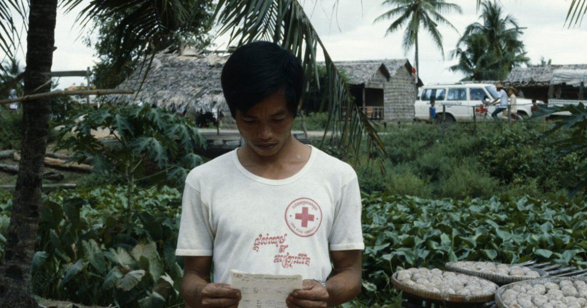 «Vous avez un message» : 150 ans de «service postal» Croix-Rouge