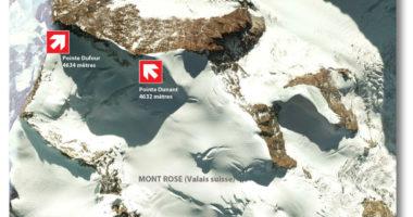 Avec Dunant et Dufour au sommet, le Mont-Rose en Suisse devrait s'appeler Mont-CICR !
