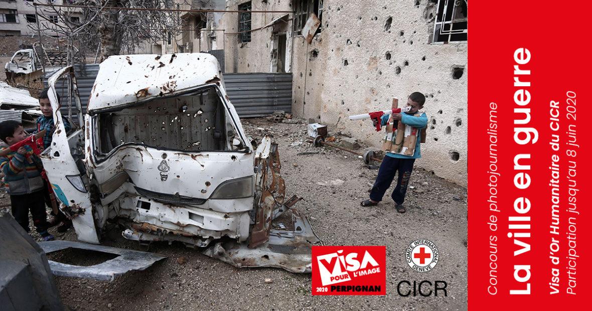 Visa d'Or Humanitaire du CICR