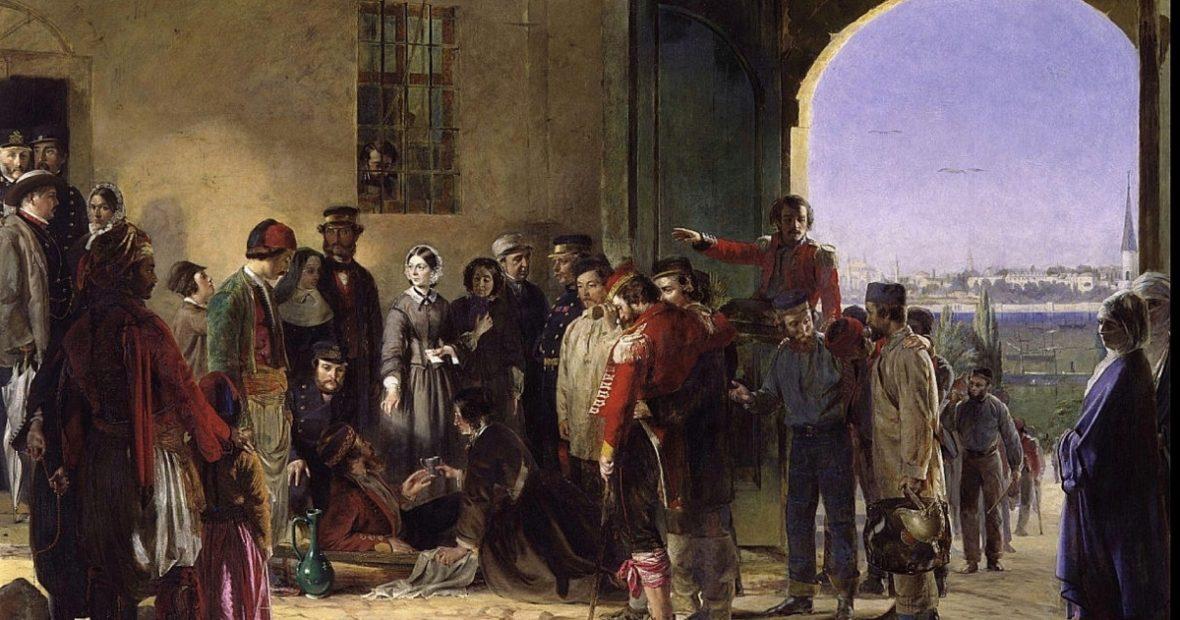 Militante, statisticienne et infirmière, miss Nightingale, fêterait ce jour ses 200 ans