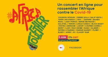 Youssou N'Dour, Tiken Jah Fakoly, Salif Keita et les autres déconfinent la solidarité à 17.00 GMT