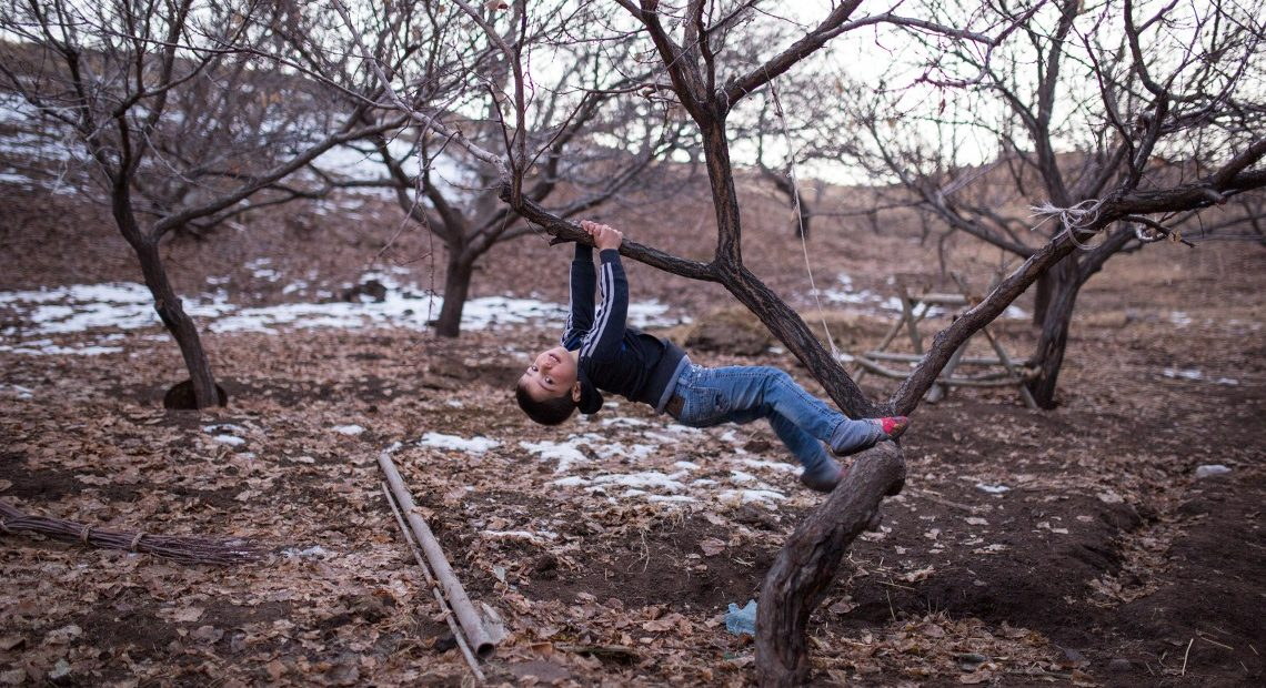 Haut-Karabagh : les enfants d'un conflit dit «oublié»