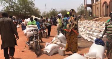 Burkina Faso : 7000 familles ont reçu des vivres pour éviter la malnutrition