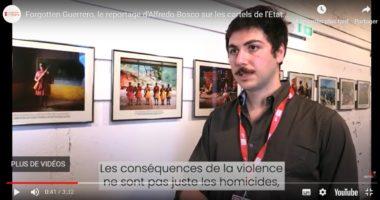 Photojournalisme : rencontre avec Alfredo Bosco, lauréat du 10ème Visa d'Or humanitaire du CICR