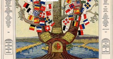 Généalogie : l'arbre de l'action et du droit international humanitaires
