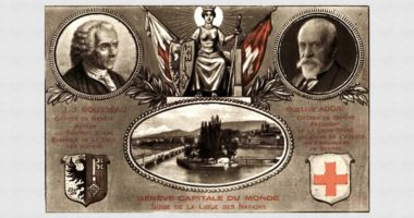 1919 : Genève, capitale du monde !